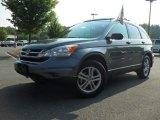 2010 Polished Metal Metallic Honda CR-V EX #52039906