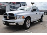 2003 Bright White Dodge Ram 1500 SLT Quad Cab #52039759