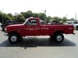 1997 Ford F250 XL Regular Cab 4x4