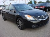Nissan Altima 2007 Data, Info and Specs
