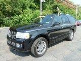2007 Black Lincoln Navigator Luxury 4x4 #52087081