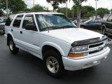 2000 Chevrolet Blazer Trailblazer Data, Info and Specs