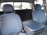 2002 Dodge Ram 1500 SLT Quad Cab Navy Blue Interior