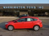 2012 Race Red Ford Focus SE 5-Door #52087050