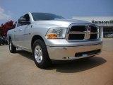 2011 Bright Silver Metallic Dodge Ram 1500 SLT Quad Cab #52087114