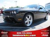 2011 Black Dodge Challenger R/T Classic #52086983