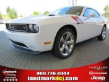 2011 Bright White Dodge Challenger R/T #52086984