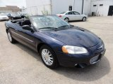 2002 Chrysler Sebring Deep Sapphire Blue Pearl