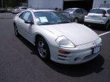 2003 Dover White Pearl Mitsubishi Eclipse GS Coupe #52087216