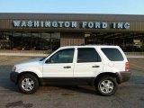2003 Oxford White Ford Escape XLT V6 4WD #52087062