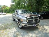 2002 Graphite Metallic Dodge Ram 1500 ST Quad Cab 4x4 #52087135