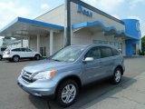2011 Glacier Blue Metallic Honda CR-V EX-L 4WD #52087146