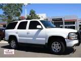 2005 Summit White Chevrolet Tahoe Z71 4x4 #52112097