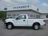 2011 Oxford White Ford F150 XL Regular Cab #52112114