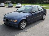 2004 Orient Blue Metallic BMW 3 Series 325i Sedan #52112181