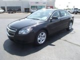 2012 Black Granite Metallic Chevrolet Malibu LS #52118133