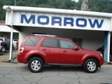 2009 Sangria Red Metallic Ford Escape Limited V6 4WD #52117959