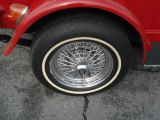 Classic Motor Carriages Gazelle Wheels and Tires