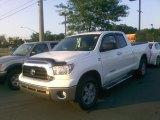 2008 Super White Toyota Tundra SR5 Double Cab 4x4 #52117869