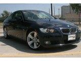 2008 Monaco Blue Metallic BMW 3 Series 328i Coupe #52118143
