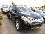2003 Super Black Nissan Murano SL #52118231