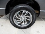 2002 Dodge Ram 1500 ST Regular Cab Custom Wheels