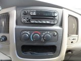 2002 Dodge Ram 1500 ST Regular Cab Controls
