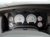 2002 Dodge Ram 1500 ST Regular Cab Gauges