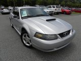 2004 Ford Mustang Silver Metallic