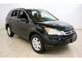 2011 Crystal Black Pearl Honda CR-V SE 4WD #52118178
