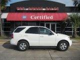 2009 Clear White Kia Sorento LX #52117932