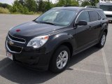 2011 Black Granite Metallic Chevrolet Equinox LT #52118198