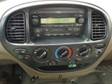 2003 Toyota Tundra SR5 Access Cab Controls