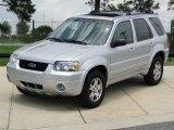 2005 Ford Escape Silver Metallic