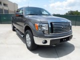 2011 Sterling Grey Metallic Ford F150 Texas Edition SuperCrew 4x4 #52150113