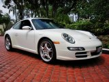 2008 Carrara White Porsche 911 Carrera S Coupe #52150271