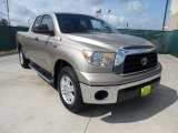 2008 Desert Sand Mica Toyota Tundra Double Cab #52150118