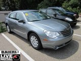 2010 Chrysler Sebring Clearwater Blue Pearl