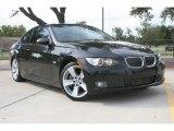 2009 Jet Black BMW 3 Series 335i Coupe #52150284