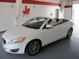 2011 Ice White Volvo C70 T5 #52149849