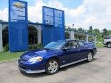 2006 Laser Blue Metallic Chevrolet Monte Carlo SS #52149987