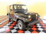 1993 Black Jeep Wrangler S 4x4 #52150294