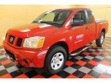 Nissan Titan 2005 Data, Info and Specs