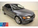 2003 Steel Grey Metallic BMW 3 Series 330i Sedan #52150146