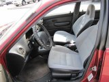 Toyota Tercel Interiors