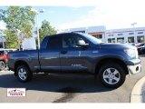 2008 Slate Gray Metallic Toyota Tundra Double Cab 4x4 #52149889