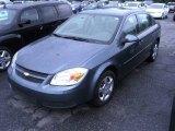 2007 Blue Granite Metallic Chevrolet Cobalt LT Sedan #52150314