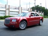 2008 Inferno Red Crystal Pearl Chrysler 300 Touring #52150320