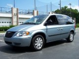 2006 Chrysler Town & Country Butane Blue Pearl