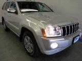 2006 Bright Silver Metallic Jeep Grand Cherokee Overland 4x4 #52150327